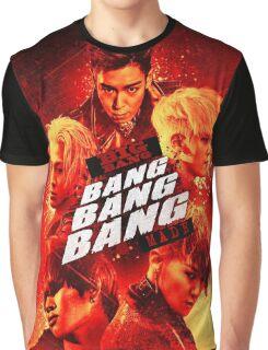 BIGBANG Bang Bang Bang Graphic T-Shirt