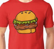Burger BUTT! Unisex T-Shirt