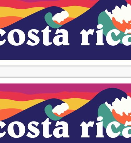 Costa Rica Sticker
