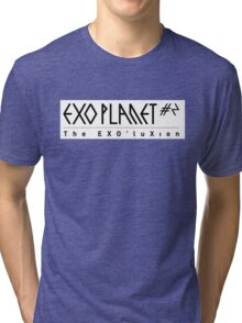 EXO Planet 2 - The Exo Luxion Tri-blend T-Shirt