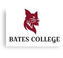 Bates College Canvas Print