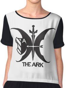 The Ark Chiffon Top