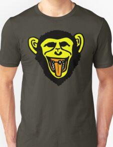 Iron Chimp Yellow T-Shirt