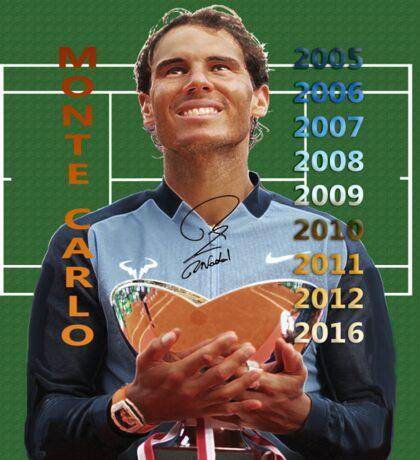 King of Monte-Carlo Sticker
