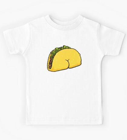 Taco BUTT Kids Tee