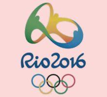Rio 2016 Olympics Design Baby Tee