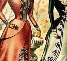 FASHIONABLE LADIES VINTAGE 75 Sticker