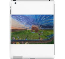 Revsiting, the childhood ride iPad Case/Skin