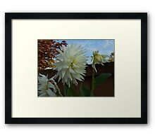 Pure and Natural Climax Framed Print