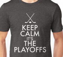 Hockey Playoffs Unisex T-Shirt