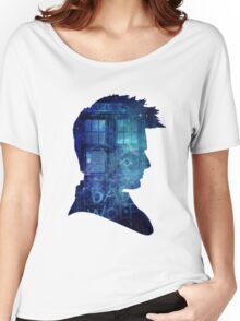 doctor who-tenth doctor David Tennant Women's Relaxed Fit T-Shirt
