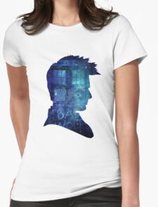 doctor who-tenth doctor David Tennant Womens T-Shirt