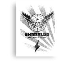 Shadaloo-New World Order Metal Print
