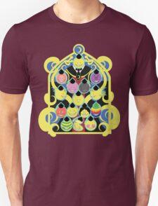 ASSASSINATION CLASSROOM CHARACTERS T-Shirt