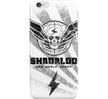Shadaloo-New World Order iPhone Case/Skin
