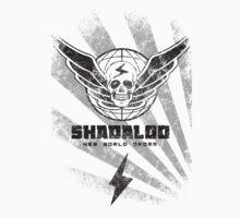 Shadaloo-New World Order Kids Tee