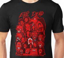 Evil Dead collage art Unisex T-Shirt