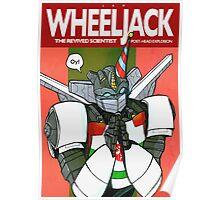 Wheeljack - The Revived Scientist Poster