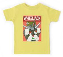 Wheeljack - The Revived Scientist Kids Tee