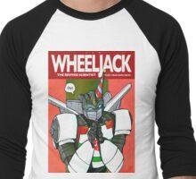 Wheeljack - The Revived Scientist Men's Baseball ¾ T-Shirt