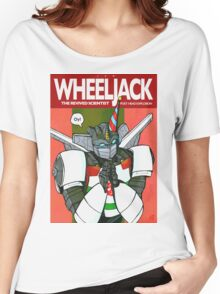 Wheeljack - The Revived Scientist Women's Relaxed Fit T-Shirt