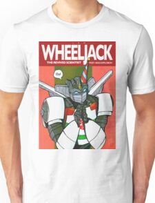 Wheeljack - The Revived Scientist Unisex T-Shirt