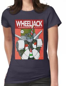 Wheeljack - The Revived Scientist Womens Fitted T-Shirt