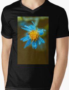 Autumn dew Mens V-Neck T-Shirt