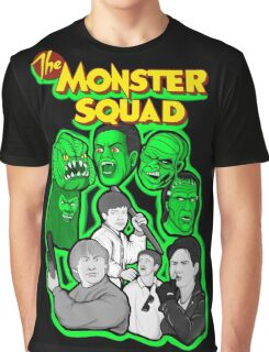 the Monster Squad Graphic T-Shirt