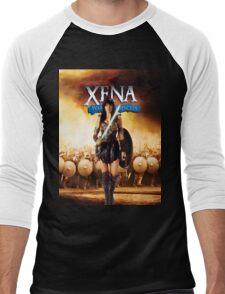 XWPPP Men's Baseball ¾ T-Shirt