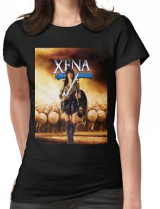 XWPPP Womens Fitted T-Shirt