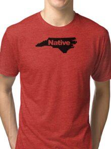 North Carolina Native Tri-blend T-Shirt
