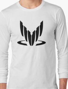Mass Effect Spectre Black Long Sleeve T-Shirt