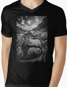 Planet Big Bend Mens V-Neck T-Shirt
