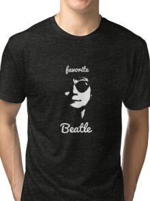 Hail Yoko (alternate) Tri-blend T-Shirt