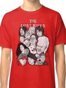 Lost Boys Collage Classic T-Shirt