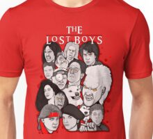 Lost Boys Collage Unisex T-Shirt
