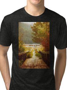 Autumn mood, Washington Tri-blend T-Shirt