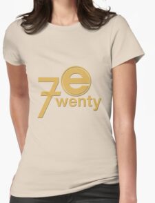 Entertainment 720 Womens Fitted T-Shirt