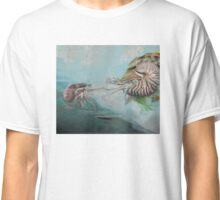 The creation of cephalopod Classic T-Shirt