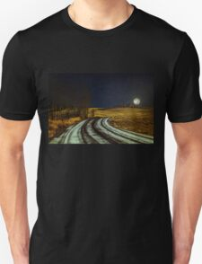 Somewhere, somebody out there is thinking of you Unisex T-Shirt