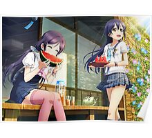 Love Live! School Idol Project - Sunny Summer Day Poster