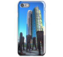 Downtown Walkers iPhone Case/Skin