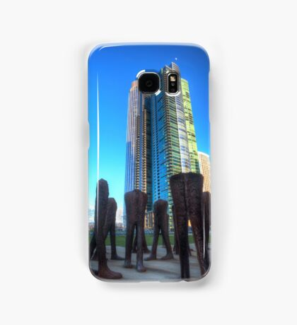 Downtown Walkers Samsung Galaxy Case/Skin