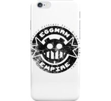 Eggman Empire iPhone Case/Skin