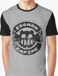 Eggman Empire Graphic T-Shirt