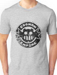 Eggman Empire Black Unisex T-Shirt