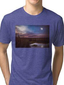 Goodnight, Louisiana Tri-blend T-Shirt
