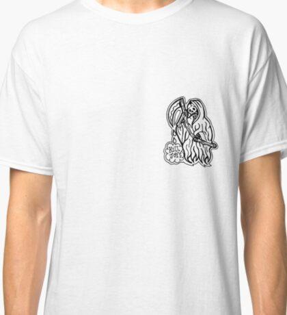 Killjoys.co Follow the Reaper Black Logo Classic T-Shirt