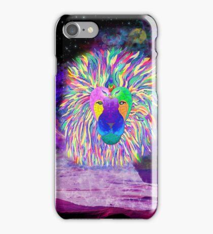 Awakening the Lion iPhone Case/Skin
